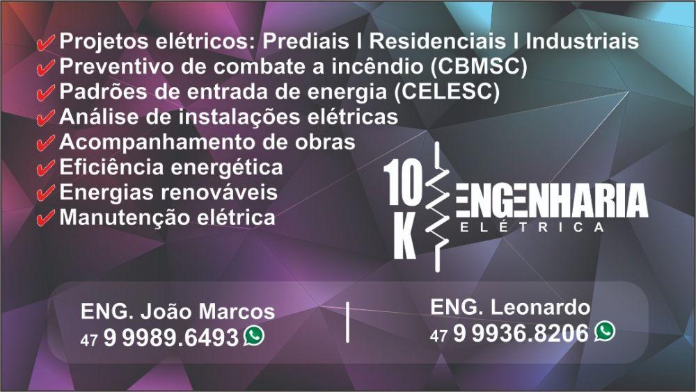 10k engenharia elétrica