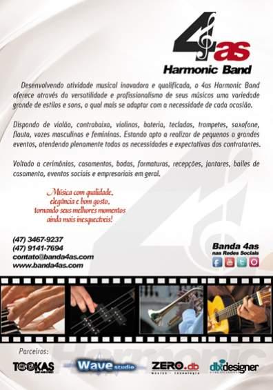 4as harmonic band