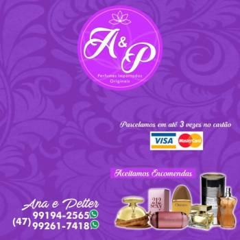 A&p perfumes importados originais. Guia de empresas e serviços