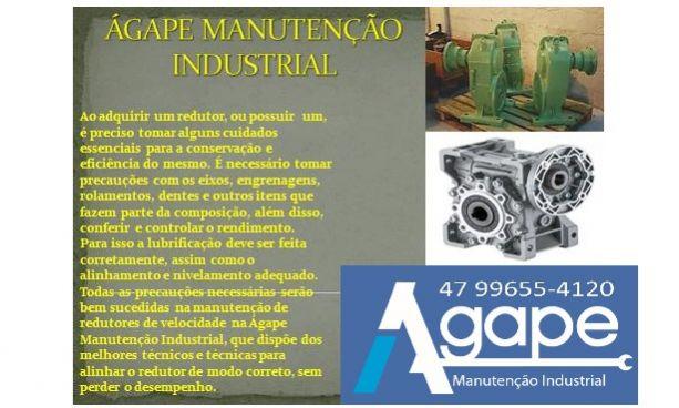 Agape manutenção industrial