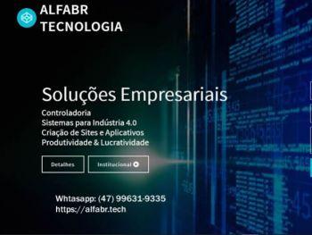 Alfabr tecnologia. Guia de empresas e serviços