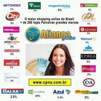 Aliança online. Guia de empresas e serviços