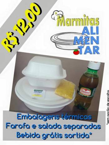 Alimentar marmitas. Guia de empresas e serviços