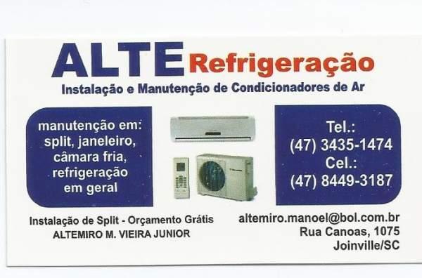 Alte refrigeração