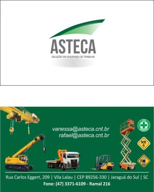 Asteca soluções em segurança do trabalho