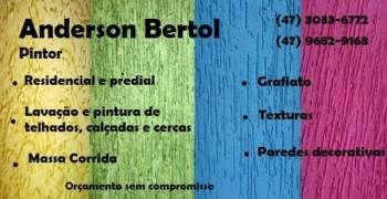 Bertol pinturas. Guia de empresas e serviços