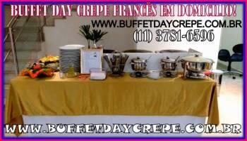 Buffet crepe francês em domicílio. Guia de empresas e serviços