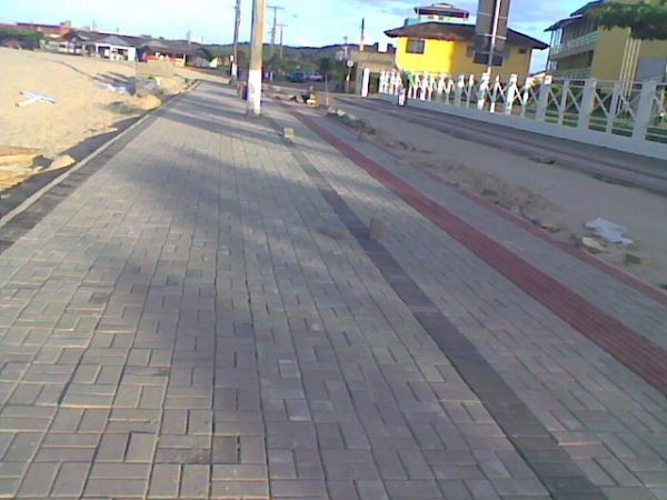 Calçadas joinville
