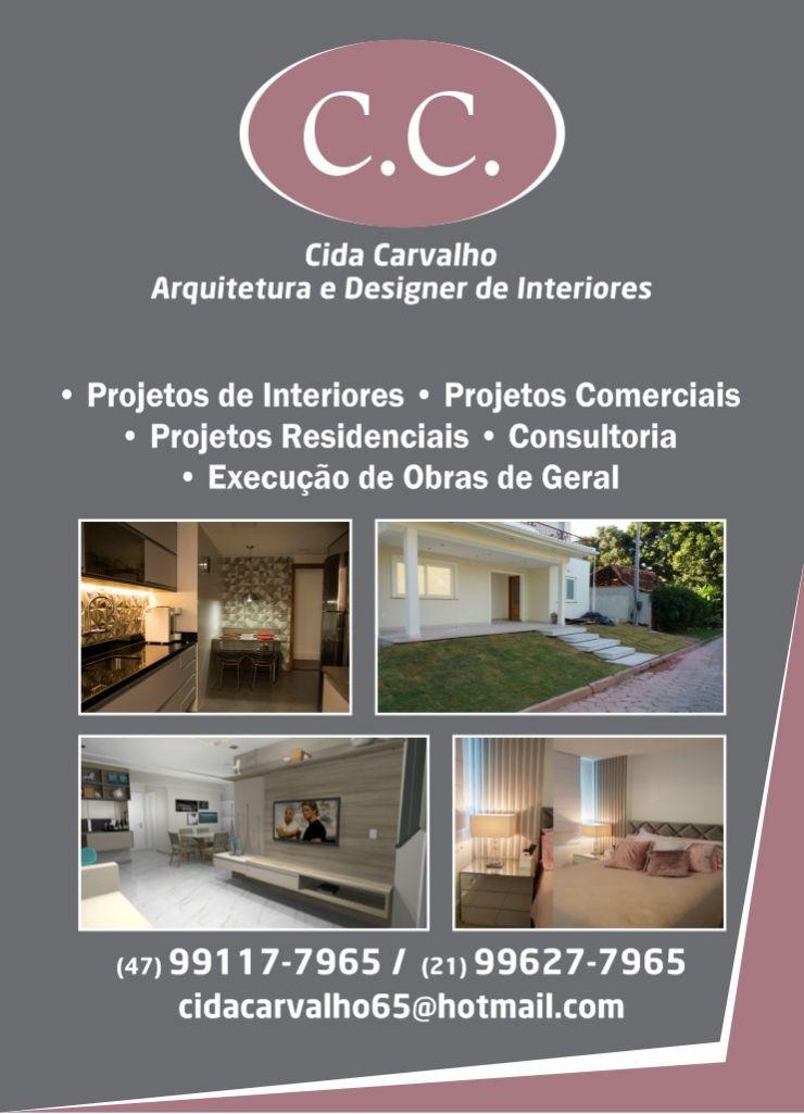 Cida carvalho arquitetura e design interiores