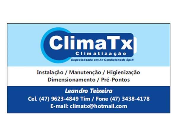 Climatx climatização
