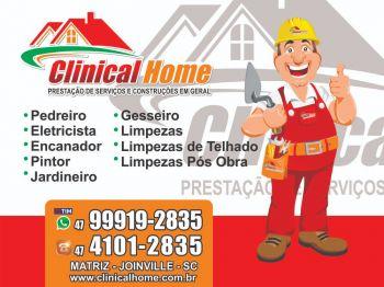 Clinical home. Guia de empresas e serviços
