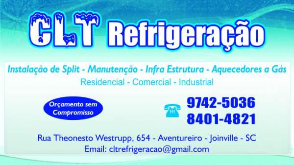 Clt refrigeração