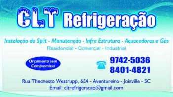 Clt refrigeração. Guia de empresas e serviços