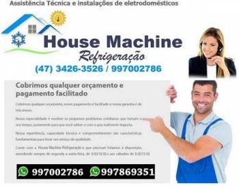 Cobrimos quaisquer orçamento ! house machine refrigeração. Guia de empresas e serviços
