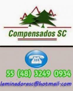 Compensados sc. Guia de empresas e serviços