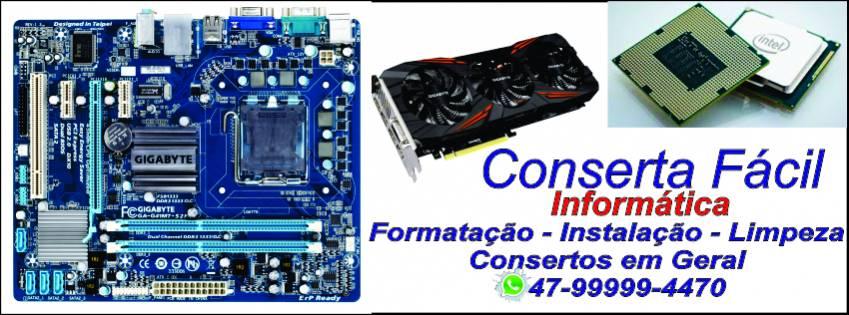 Conserta fácil informática