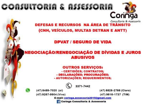 Coringa consultoria & assessoria