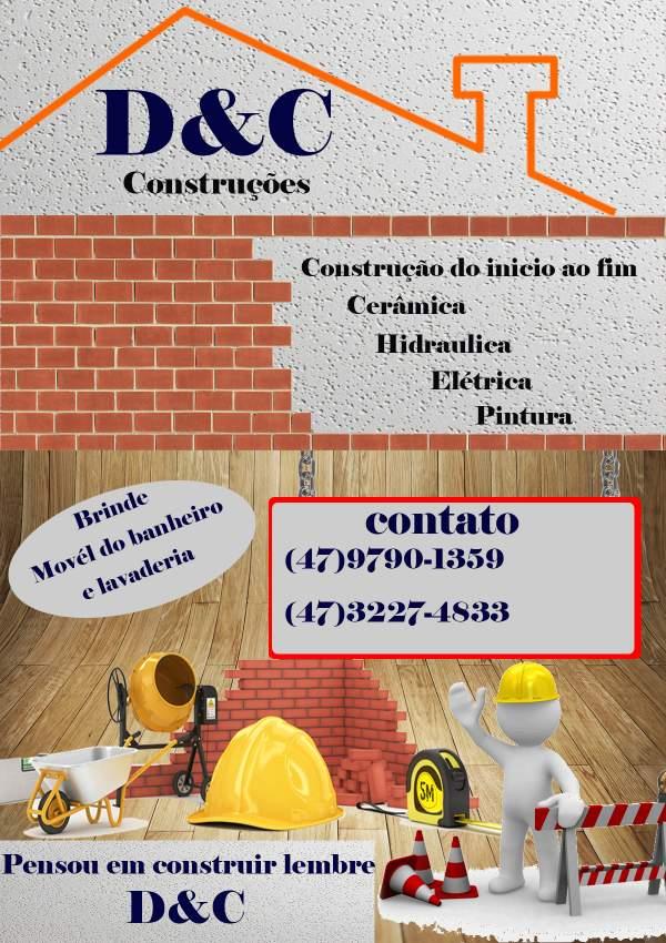 D&c construção