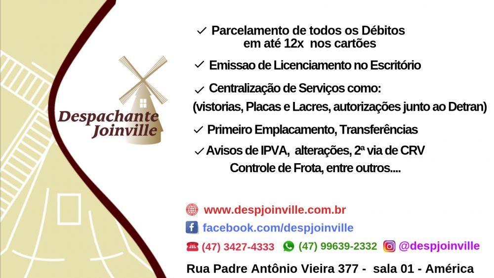 Despachante joinville