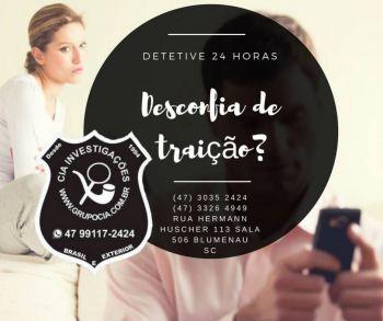 Detetive particular 24h brasil e exterior. Guia de empresas e serviços