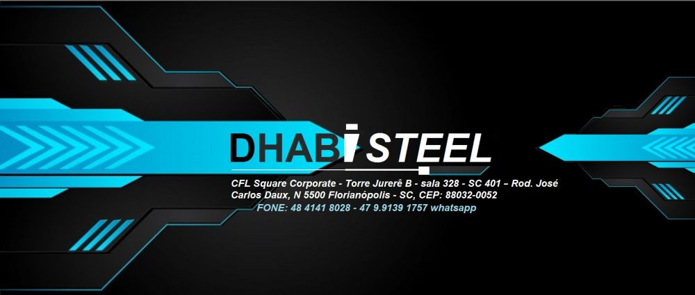 Dhabi steel brasil intermediação de negócios ltda
