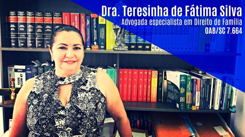 Dra. teresinha de fátima silva
