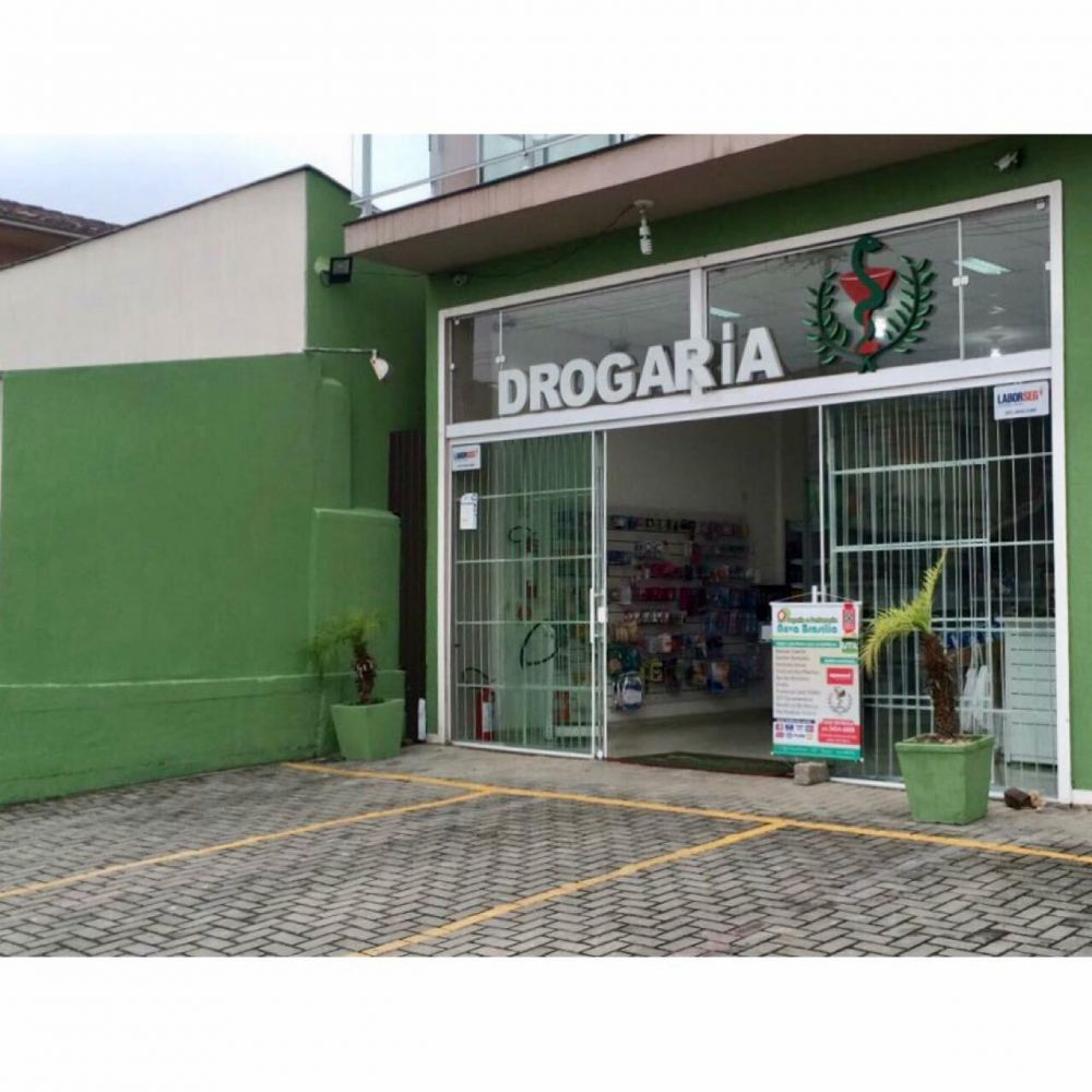 Drogaria e perfumaria nova brasilia me