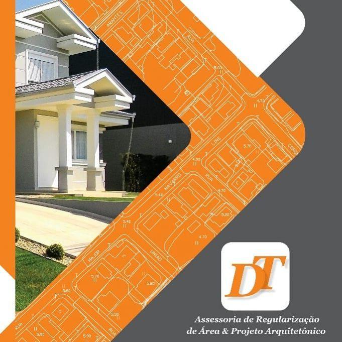 Dt assessoria de regularização de área & projeto arquitetônico