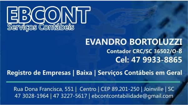 Ebcont serviços contábeis