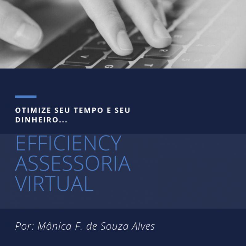 Efficiency assessoria virtual