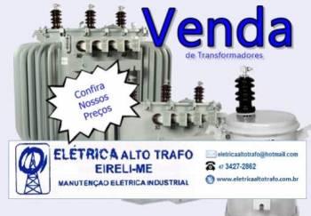 Eletrica alto trafo. Guia de empresas e serviços