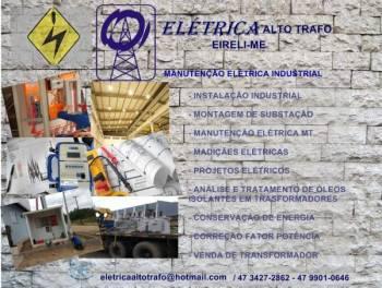 Elétrica alto trafo. Guia de empresas e serviços
