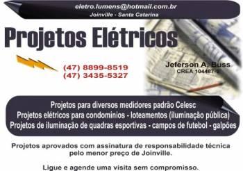 Eletrolúmens. Guia de empresas e serviços
