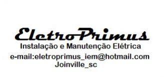 Eletroprimus instalação e manutenção elétrica predial