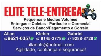 Elite tele-entrega. Guia de empresas e serviços