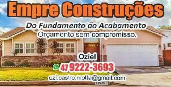 Empre construções