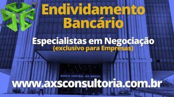 Endividamento bancário - negociações administrativas (exclusivamente para empresas). Guia de empresas e serviços