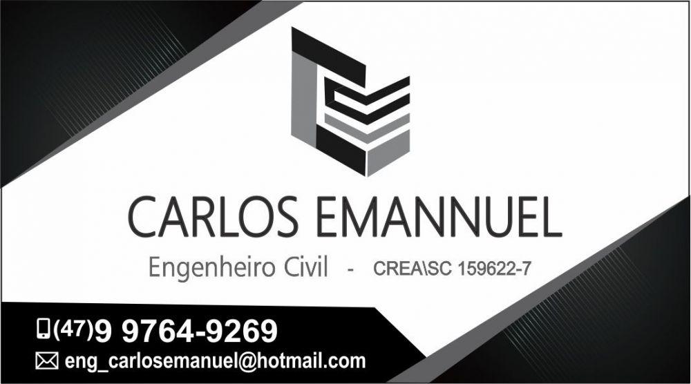Engenheiro civil carlos emannuel
