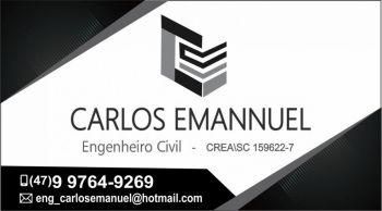 Engenheiro civil carlos emannuel. Guia de empresas e serviços