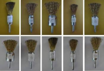 Escovas de aço rotativas. Guia de empresas e serviços