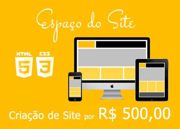 Espaço do site