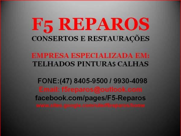 F5 reparos