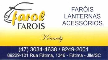 Farol faróis lanterna e acessórios automotivo. Guia de empresas e serviços