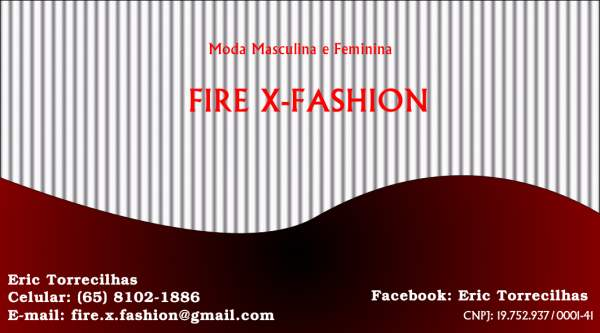 Fire x-fashion