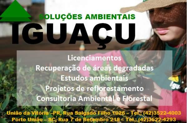 Florestal iguaçu - soluções ambientais e florestais
