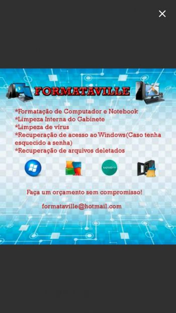Formataville. Guia de empresas e serviços