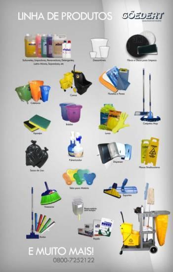 GÖedert atacadista higiene e limpeza. Guia de empresas e serviços