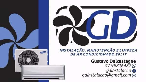 Gd instalação