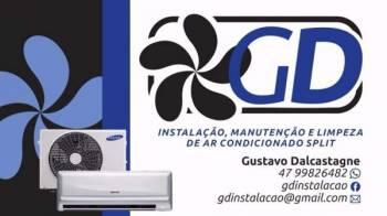 Gd instalação. Guia de empresas e serviços