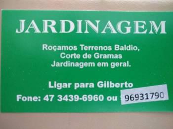 Gilberto jardinagens. Guia de empresas e serviços